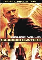 Surrogates - DVD movie cover (xs thumbnail)
