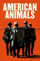 American Animals - British Movie Cover (xs thumbnail)