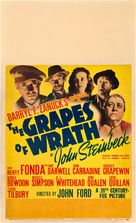The Grapes of Wrath - Theatrical poster (xs thumbnail)