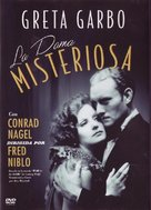 The Mysterious Lady - Spanish poster (xs thumbnail)