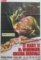 El vampiro de la autopista - Italian Movie Poster (xs thumbnail)