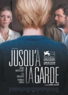 Jusqu'à la garde - French Movie Poster (xs thumbnail)