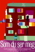Som du ser meg - Norwegian Movie Poster (xs thumbnail)