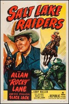 Salt Lake Raiders - Movie Poster (xs thumbnail)