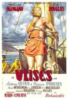 Ulisse - Spanish Movie Poster (xs thumbnail)