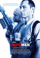 Repo Men - Spanish Movie Poster (xs thumbnail)