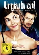 Dieu est grand, je suis toute petite - German Movie Cover (xs thumbnail)