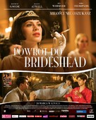 Brideshead Revisited - Polish Movie Poster (xs thumbnail)