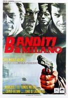Banditi a Milano - Italian Movie Poster (xs thumbnail)