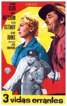 The Sundowners - Spanish Movie Poster (xs thumbnail)