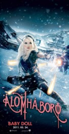 Sucker Punch - Hungarian Movie Poster (xs thumbnail)