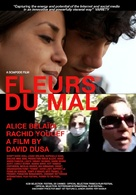 Fleurs du mal - French Movie Poster (xs thumbnail)