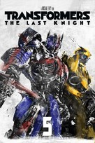 Transformers: The Last Knight - Video on demand movie cover (xs thumbnail)