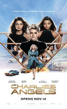 Charlie's Angels - Singaporean Movie Poster (xs thumbnail)