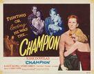Champion - Movie Poster (xs thumbnail)