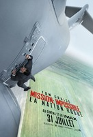 Mission: Impossible - Rogue Nation - Canadian Movie Poster (xs thumbnail)