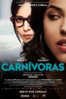 Carnivores - Brazilian Movie Poster (xs thumbnail)