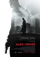 Alex Cross - New Zealand Movie Poster (xs thumbnail)