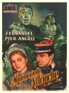 Mam'zelle Nitouche - French Movie Poster (xs thumbnail)
