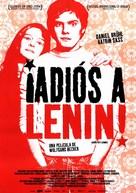 Good Bye Lenin! - Mexican Movie Poster (xs thumbnail)