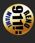Reno 911!: Miami - Logo (xs thumbnail)