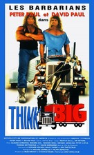 Think Big - French VHS movie cover (xs thumbnail)