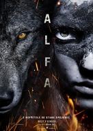 Alpha - Czech Movie Poster (xs thumbnail)