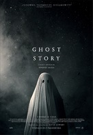 A Ghost Story - Polish Movie Poster (xs thumbnail)