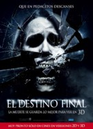 The Final Destination - Uruguayan Movie Poster (xs thumbnail)