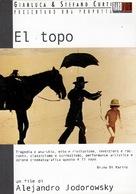 El topo - Italian DVD cover (xs thumbnail)