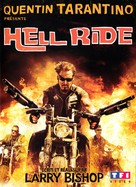 Hell Ride - French Movie Cover (xs thumbnail)