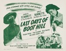 Last Days of Boot Hill - Movie Poster (xs thumbnail)