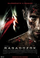 Predators - Hungarian Movie Poster (xs thumbnail)