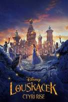 The Nutcracker and the Four Realms - Czech Video on demand movie cover (xs thumbnail)