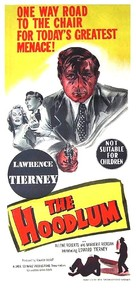 The Hoodlum - Australian Theatrical poster (xs thumbnail)