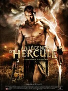 The Legend of Hercules - French Movie Poster (xs thumbnail)