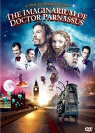 The Imaginarium of Doctor Parnassus - Swedish DVD cover (xs thumbnail)
