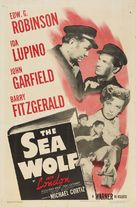 The Sea Wolf - Re-release poster (xs thumbnail)