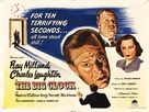 The Big Clock - British Movie Poster (xs thumbnail)