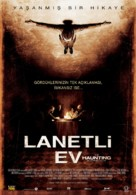 The Haunting in Connecticut - Turkish Movie Poster (xs thumbnail)