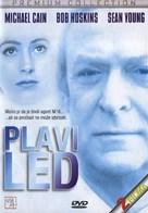 Blue Ice - Croatian DVD movie cover (xs thumbnail)