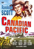 Canadian Pacific - Spanish Movie Cover (xs thumbnail)
