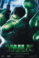 Hulk - Brazilian Movie Poster (xs thumbnail)