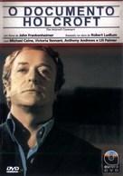 The Holcroft Covenant - Brazilian DVD cover (xs thumbnail)