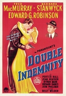 Double Indemnity - Australian Movie Poster (xs thumbnail)