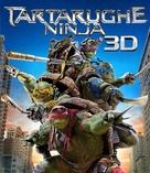 Teenage Mutant Ninja Turtles - Italian Blu-Ray movie cover (xs thumbnail)