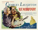 Rembrandt - Movie Poster (xs thumbnail)
