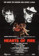 Hearts of Fire - Italian Movie Poster (xs thumbnail)