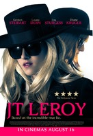 JT Leroy - British Movie Poster (xs thumbnail)