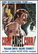 Run, Angel, Run - Italian Movie Poster (xs thumbnail)